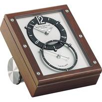 Часы TIME BALANCE WALNUT
